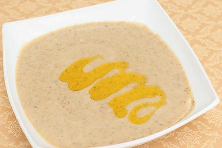 Суп-пюре Грибной