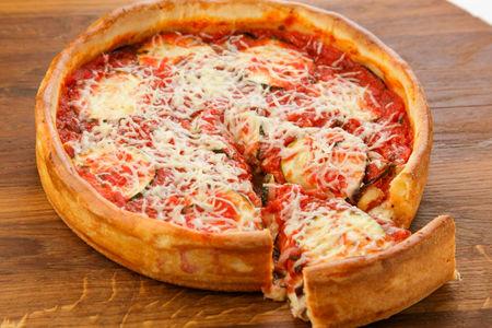 Чикагская пицца Барашка