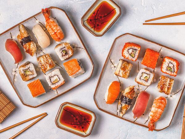 Суши Mix