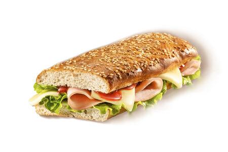Сэндвич Клаб куриный