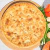 Фото к позиции меню Осетинский пирог с сёмгой и сыром (1200 г)