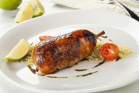 Цыпленок по-мароккански