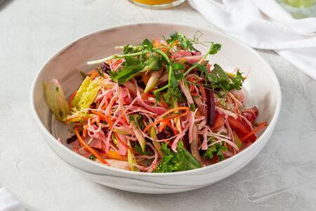 Салат из десяти овощей