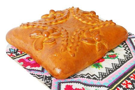 Пирог с семгой на дрожжевом тесте
