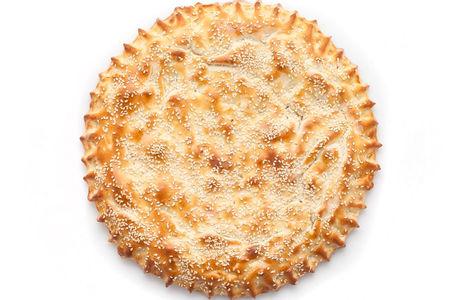 Пицца-пирог с курицей