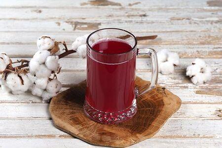Напиток из клубники