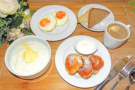 Завтрак а-ля Русс