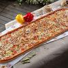 Фото к позиции меню Метровая пицца Барбекю