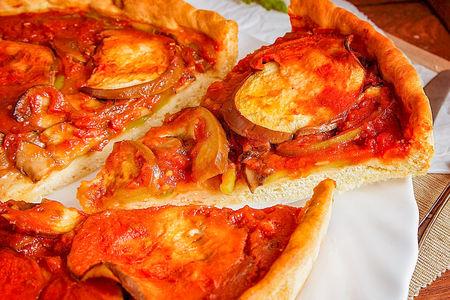 Пирог Вегетарианский
