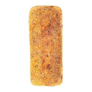 Хлеб с пармезаном и луком «Братья Караваевы»