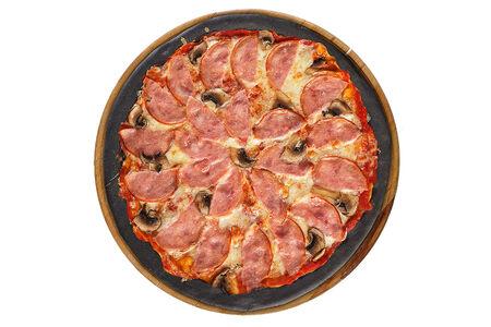Пицца Ветчина и грибы Блэк