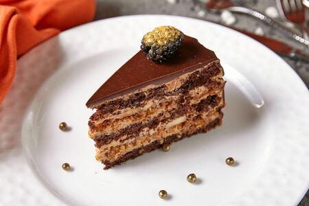 Шоколадный фундук