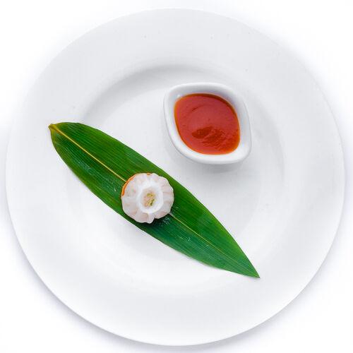 Димсам с морепродуктами