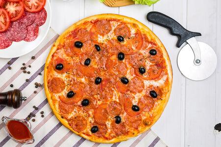 Пицца Пепперони итальянская