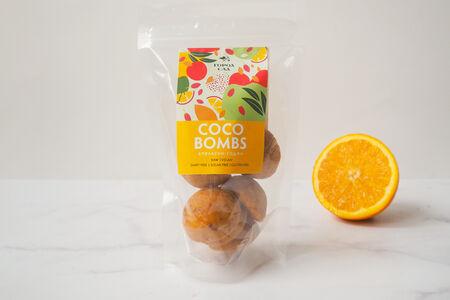 Сoco Bombs апельсин-годжи