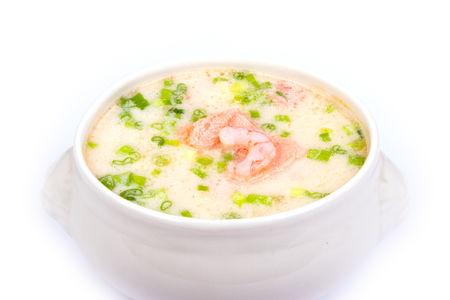Суп Кокосово-креветочный
