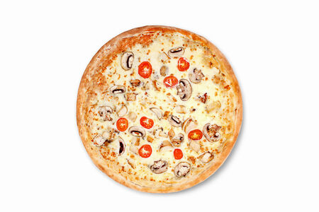 Пицца Дон Альфред