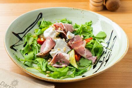 Теплый салат Darsolino