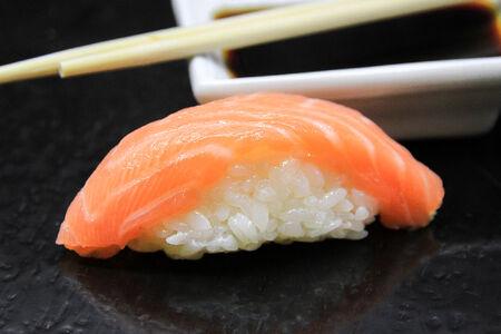 Крем-суши Сяке