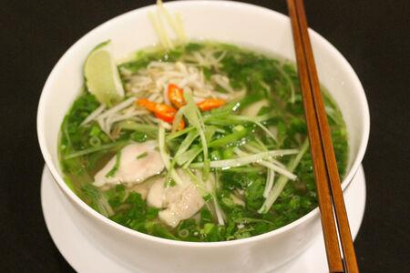 Суп Миен Га