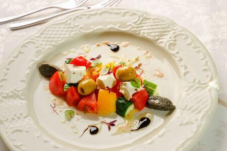 Салат на манер Греческого