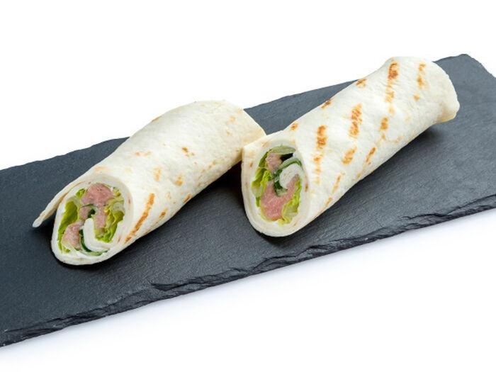 Ролл-салат Рыба и Сыр