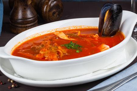 Суп Чезаре дель маре