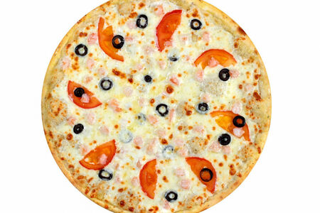Пицца Креветочная пышная