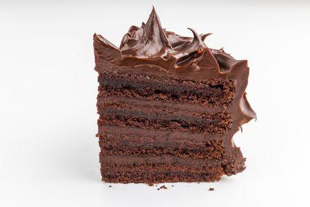 Порция торта Шоколадная мечта