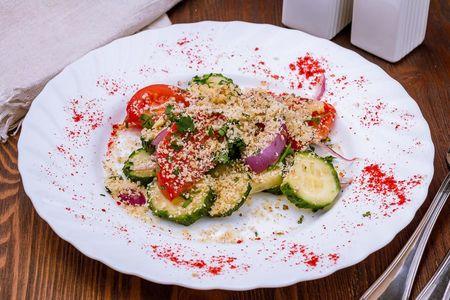 Салат по-тбилисски