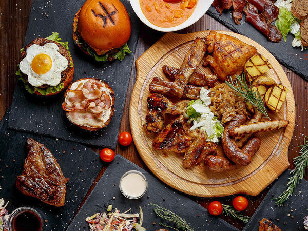 Meaty bar, мясистыйбар