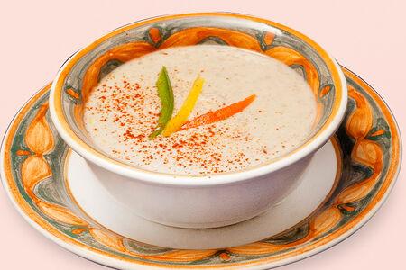 Суп Крем де шампиньонес