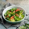 Фото к позиции меню Салат Овощной с кахетинским маслом