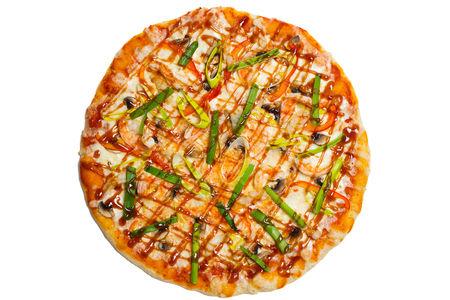 Пицца Тай Сифуд