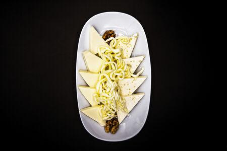 Сырное ассорти под вино