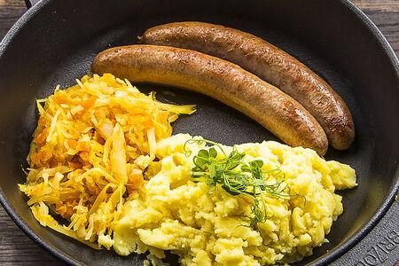 Колбаски хмельбургские