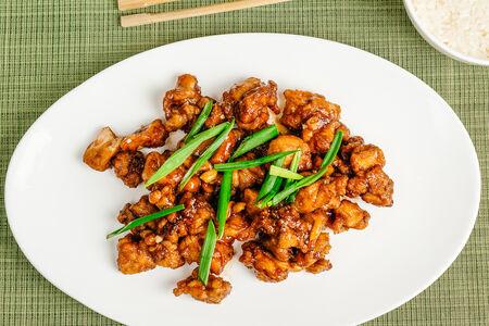 Курица Кунг Пао