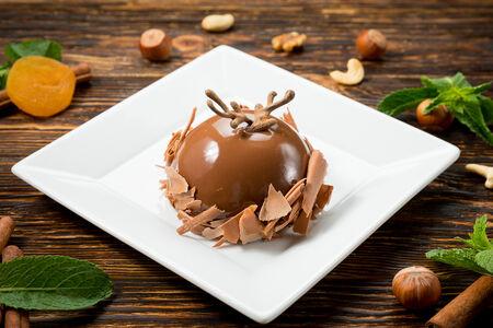 Десерт Шварцвальд