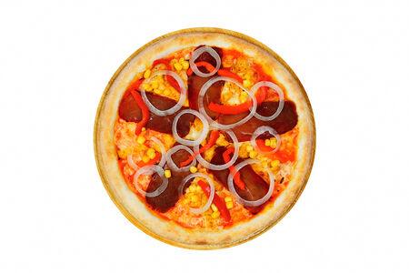 Пицца Мексика на красном соусе