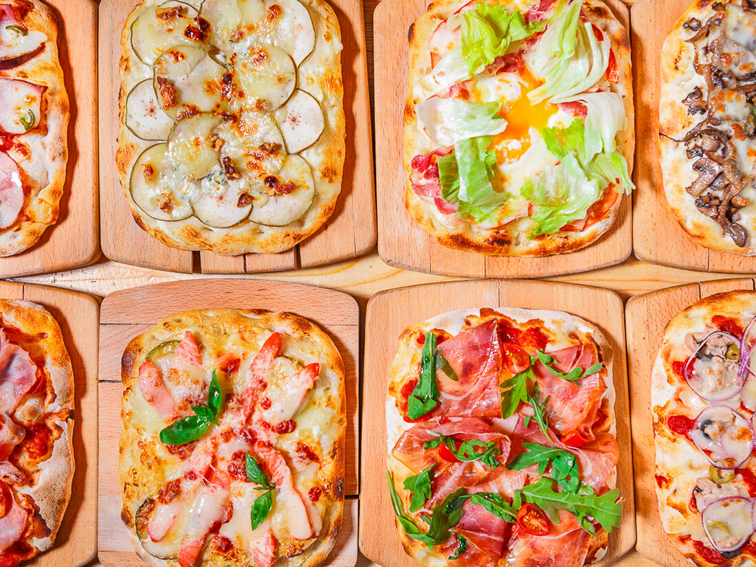 Пицца Рим