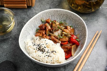 Цыпленок Кунг Пао