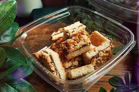 Печенье домашнее с фиником