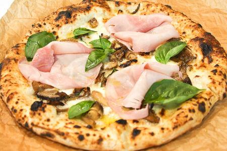 Пицца Наполи Ветчина с грибами
