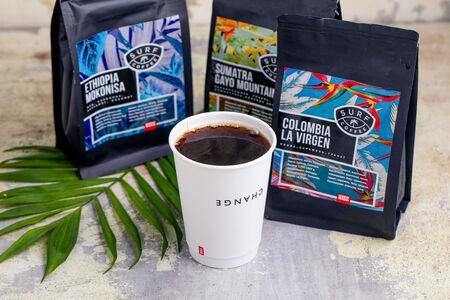Фильтр кофе из моносорта Standart