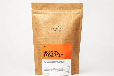 Пакетик чая Moscow Breakfast