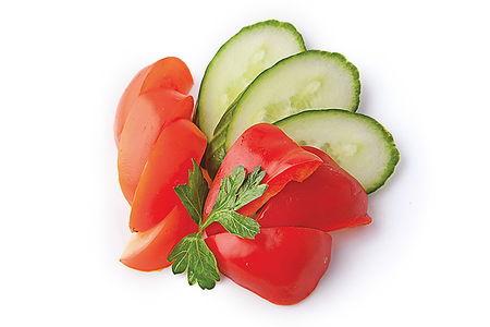 Гарнир Овощи свежие