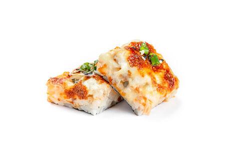 Ролл Пицца из морепродуктов