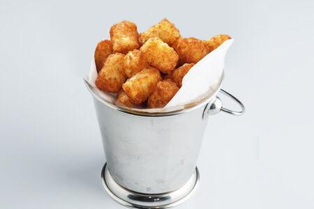Картофельные паффы