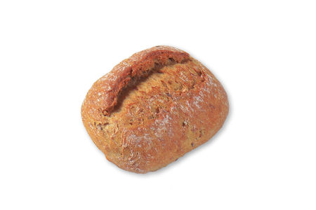 Булочка французская черная солод-кориандр