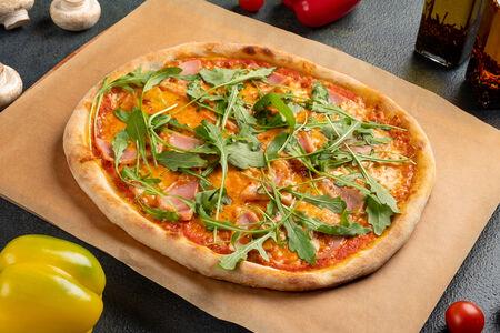 Пицца Ветчина и руккола